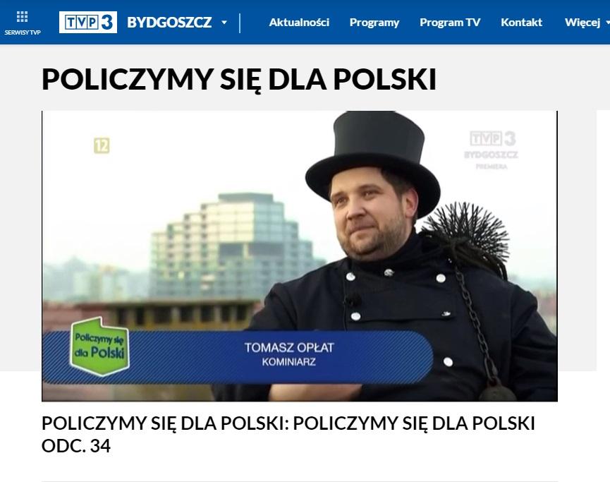 Źródło; screen TVP 3 Bydgoszcz